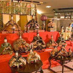 【ひなまつり】3月には、館内いっぱいにお雛様を飾ります~飛騨高山ひな祭り~