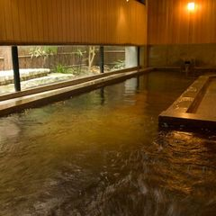 【風呂】花兆庵1階石橋の湯~坪庭を眺めながら、ゆったり~