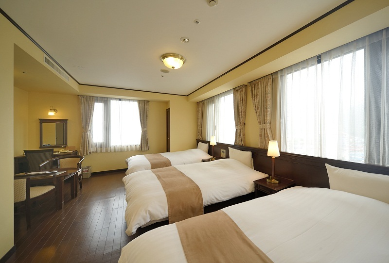 Standard Triple Room 26 to 30 Sq M