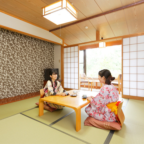 Mountain View Japanese-Style Room