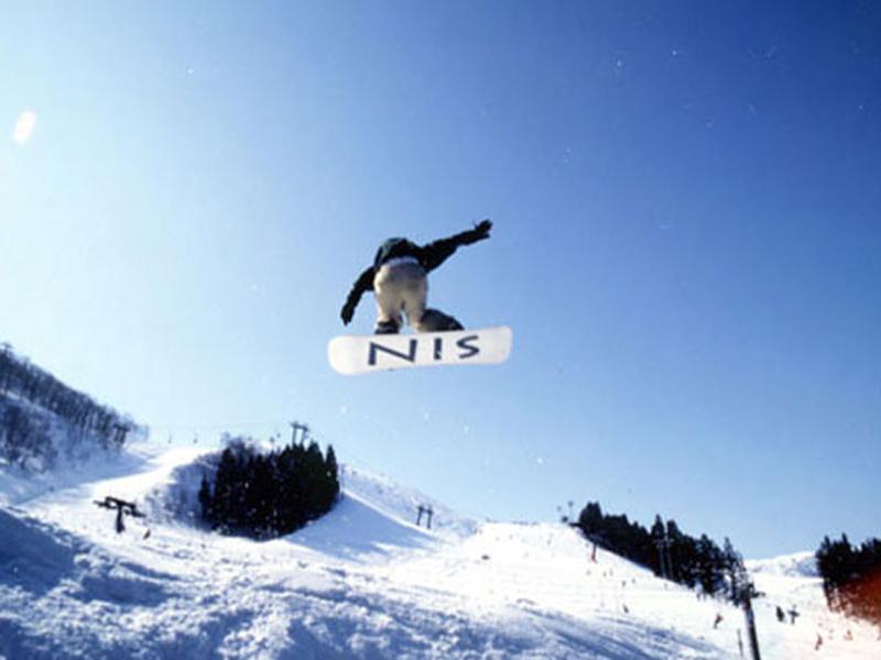 スキーイメージ画像