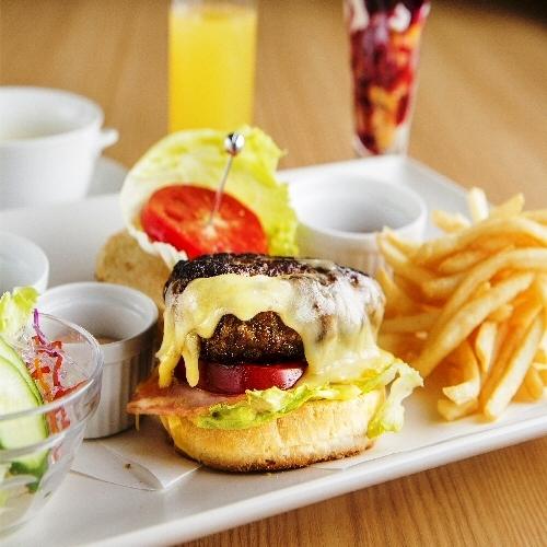 Premium hamburger plan