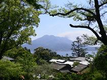名勝 仙巌園(磯庭園)