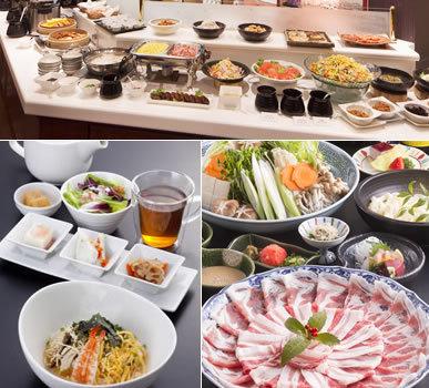 シルクイン鹿児島のお食事―ご利用のシーンに合わせて選べるカフェとレストラン