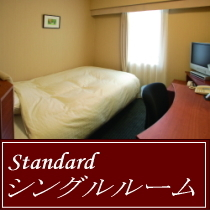Standard Semi-Double Room for Single Use