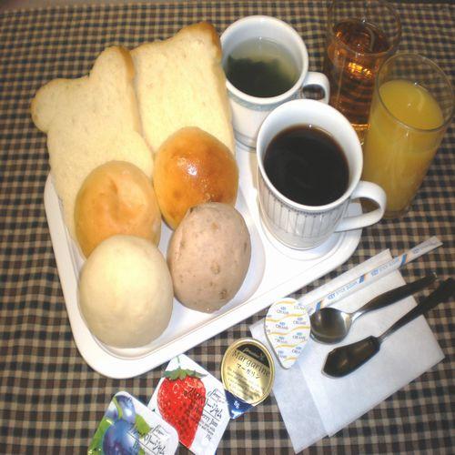 苫小牧 グリーン ホテル こだわりのサービス 無料朝食サービス