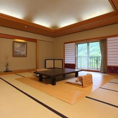 【2階20畳特別室】荒川と岩畳を望む眺望№1プラン♪