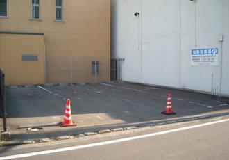 ホテル平面駐車場