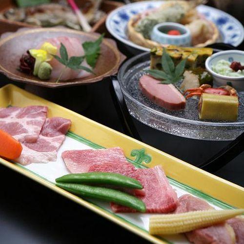 1080 JPY Off! Hosho-Kaiseki Dinner