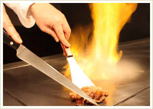 「加賀創作イタリアン」または「本格会席料理」