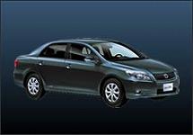 南十字星レンタカー沖縄のトヨタ1500cc【禁煙車・ETC】ゆったり安心セダンタイプ!