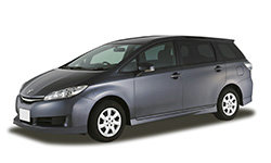 ニッポンレンタカーのWH-標準コース★ナビ・ETC・携帯音楽プレイヤー接続端子標準装備!