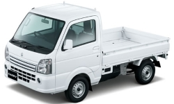 Jネットレンタカーの軽平トラック(T1)※マニュアル車