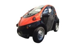 キャルレンタカー(鳥取)の超小型モビリティ電気自動車1人のり