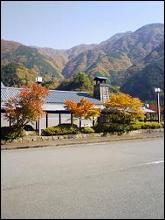 梅ヶ島温泉・写真