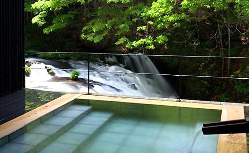 会津東山温泉 庄助の宿 瀧の湯