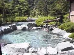 梅ヶ島コンヤ温泉