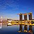 【シンガポール】地上約200mの天空プールから望む絶景を満喫!
