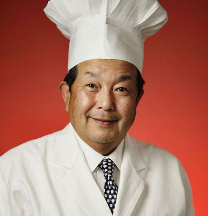 陳建一氏(「四川飯店」オーナーシェフ・日本中国料理協会会長)