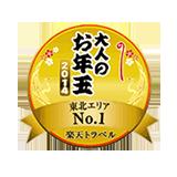 楽天トラベル 大人のお年玉No.1 2014
