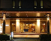 御所西 京都平安ホテル(旧 ホテル平安会館)