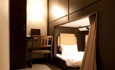 宿泊特化型ホテル ウェルキャビン中洲