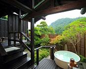 長瀞渓流沿い露天風呂のある宿 花のおもてなし長生館