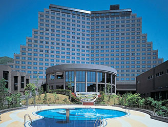 ホテルリステル猪苗代ウイングタワー