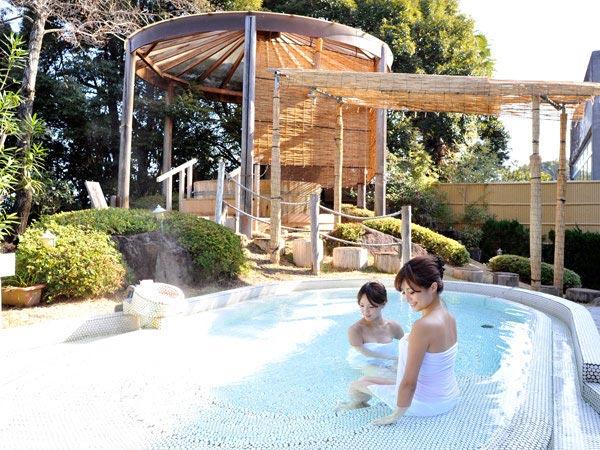白浜温泉 コガノイベイホテル