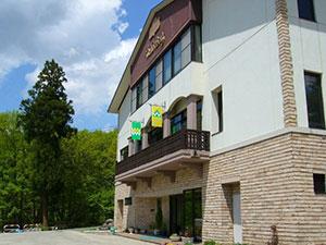 蔵王温泉 堺屋森のホテルヴァルトベルク