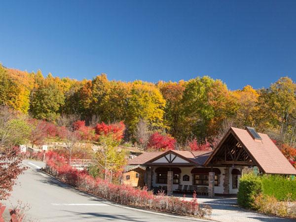ネオオリエンタルリゾート八ヶ岳高原コテージ