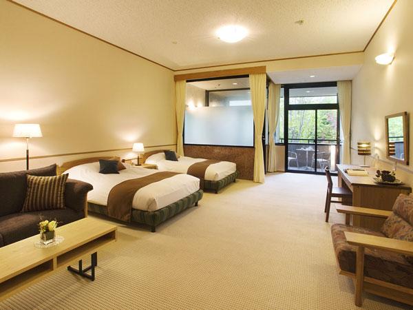 奥飛騨温泉郷 四季のあじわい 中尾高原ホテル