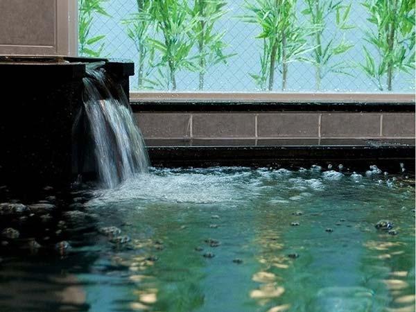 天然温泉 扇城の湯 スーパーホテル大分・中津駅前