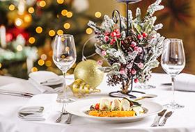 クリスマスディナー付プラン