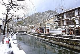 温泉宿:西日本