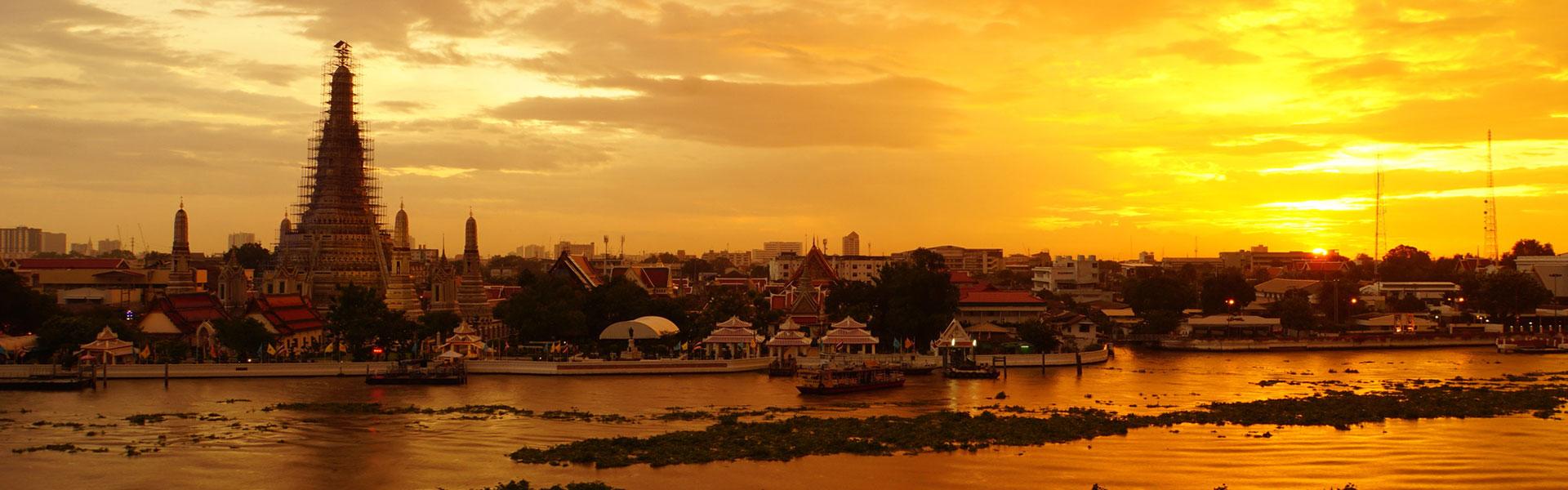 タイ旅行を検索する