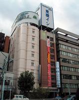 東横イン鶯谷駅前の詳細