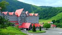 奥白馬温泉 ホテルグリーンプラザ白馬の詳細