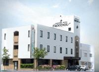 ビジネスホテル フロンティア