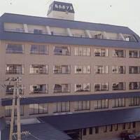 大浴場と露天風呂を堪能 街中Ryokan 丸小ホテル