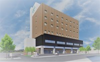 ホテル アクア黒部(2019年8月1日リニューアルオープン)