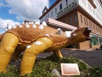 奥出雲多根自然博物館(おくいずもたねしぜんはくぶつかん)