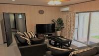 家族や友人で沖縄本島北部の観光拠点に最適!丸々新築一軒貸し【Vacation STAY提供】