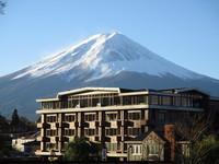 富士河口湖温泉郷 四季の宿 富士山