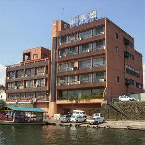 日田温泉 リバーサイドホテル 山水館