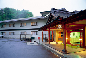 川俣観光ホテル 仙心亭