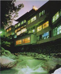 源泉の宿 鈍川温泉ホテル