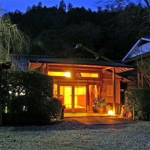 貸切風呂と季節の京料理を楽しむ 大人の隠れ家 高雄錦水亭