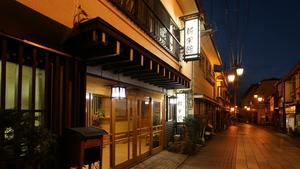 渋温泉 檜風呂の湯宿 新栄館