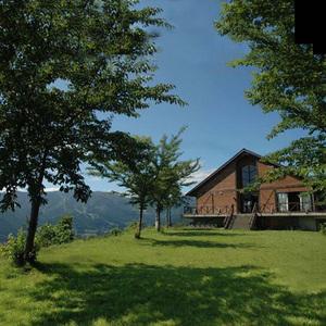吉滝キャンプ場コテージ村